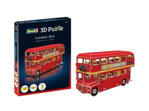 3D Puzzel London Bus