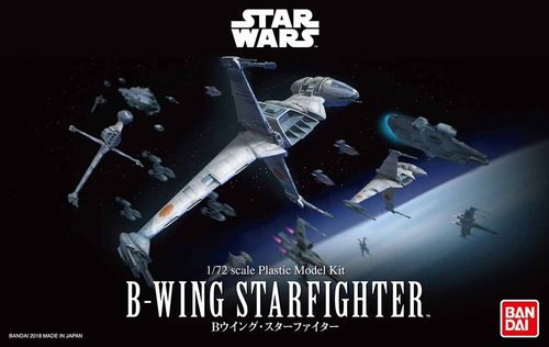 B-Wing Starfighter 1/72