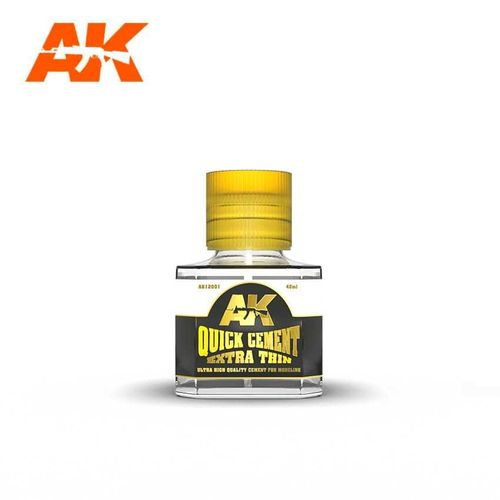 AK Quick Cement  extra thin (40ml)