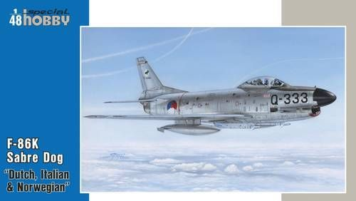F-86K NATO All Weather Fighter 1/48