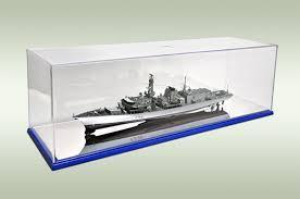 Display Case w/Mirror Base 359x89x89mm