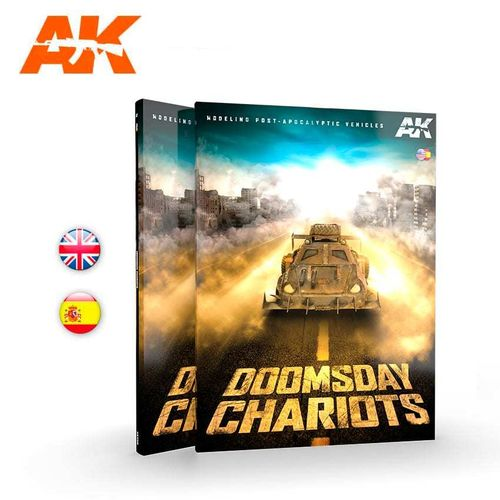 Doomsday Chariots – Modeling Post-Apocalyptic Vehicles