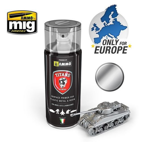 Titans Hobby: Bare Metal Primer  (400ml)