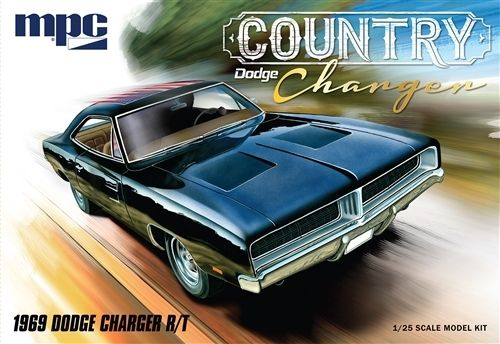 "1969 Charger ""Country Charger"" 1/25"