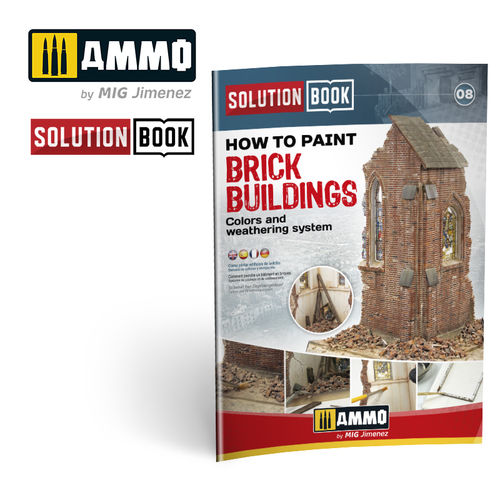 Solution Book: How To Paint Brick Buildings