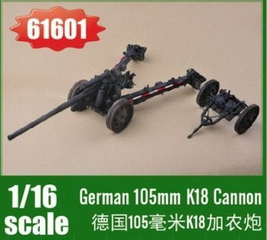 105mm K18 Cannon 1/16