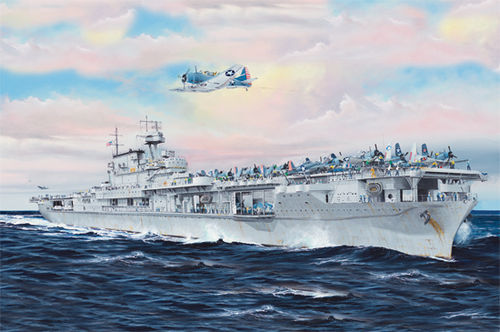 USS Enterprise CV-6  1/350