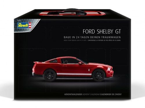 Advent Kalender Ford Shelby GT 1/25