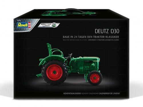 Advent Kalender Deutz D30 1/24