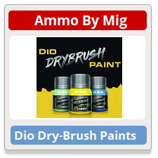 Dry-Brush Paints