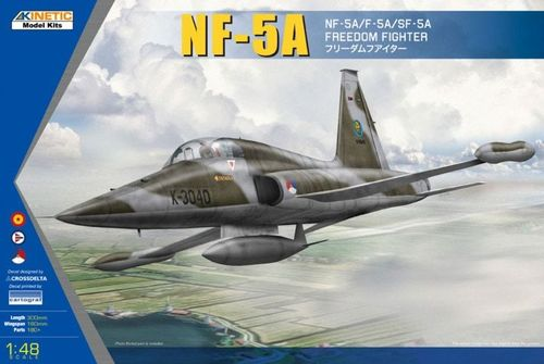 NF-5A FREEDOM FIGHTER II (EUROPE EDITION) NL+N 1/48