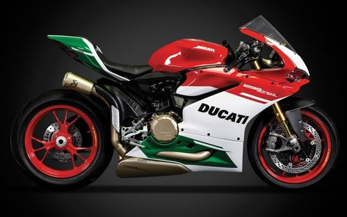 pre-order: Ducati Superbike 1299 Panigale R Final Edition 1/4