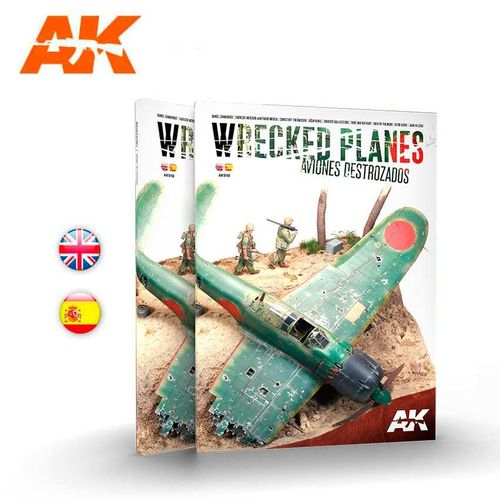 Wrecked Planes