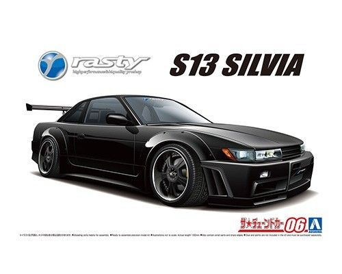 Nissan RASTY PS13 SILVIA '91
