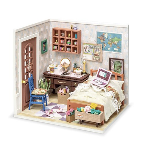 ANNE`S BEDROOM