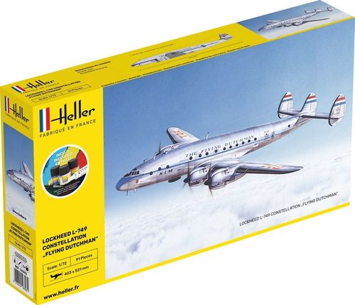 STARTER KIT 749 CONSTELLATION 'Flying Dutchman' 1/72