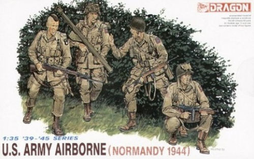 U.S. Army Airborne (Normandy 1944) 1/35