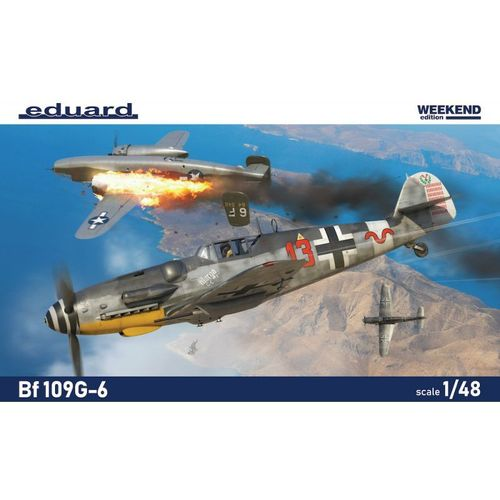 Bf 109G-6 Weekend Edition 1/48