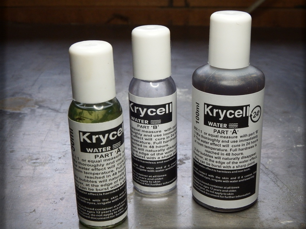 Krycell water